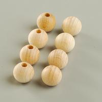 Boules en bois