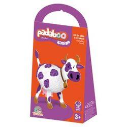 Oeuf à décorer vache