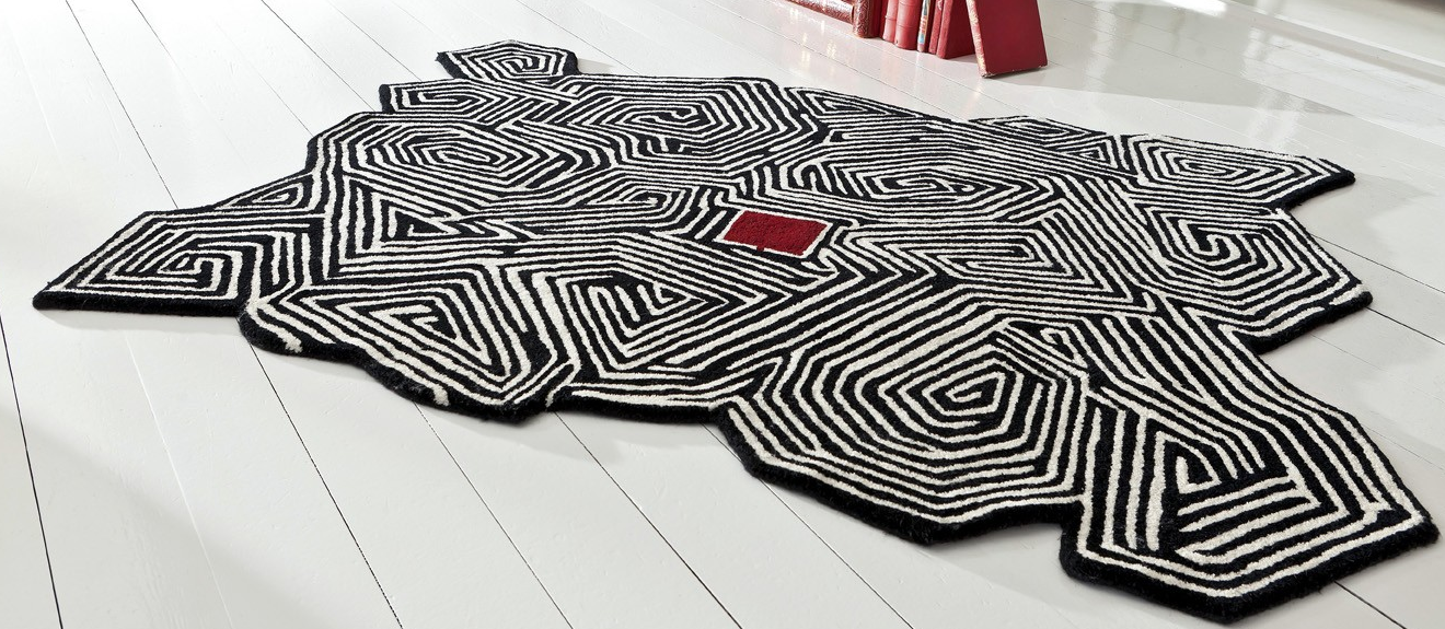 tapis rond saint maclou. Black Bedroom Furniture Sets. Home Design Ideas