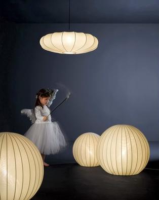 Lampe poser physalis la d co d cod e - La redoute luminaire ...