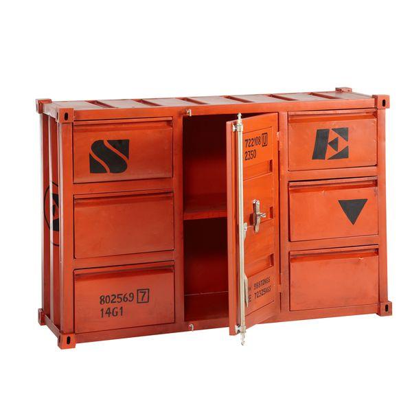 Collection carlingue by maisons du monde la d co d cod e for Container maison du monde