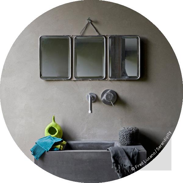 Miroir triptyque by Serendipity - La déco décodée