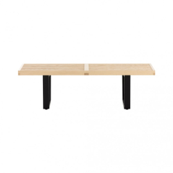 Banc george Nelson by Vitra