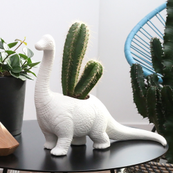 Bitten-cache-pot-plantosaurus