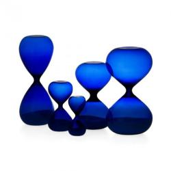 Sabliers en verre Sentou Bleus