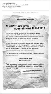 Urbanophiles_ratp