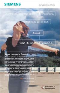 Campagne Siemens 2000