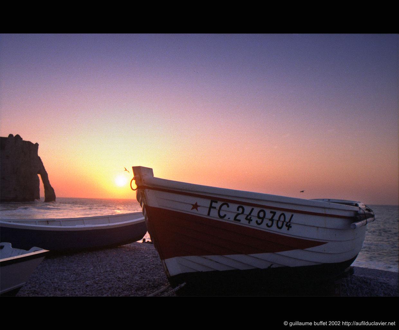 Au fil du clavier photo - Heures coucher du soleil ...